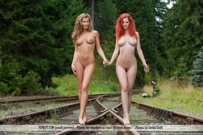 классные голые девки фото