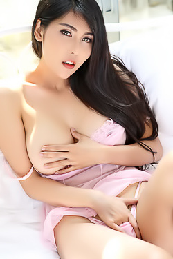 Beautiful Asian Girl Primrose