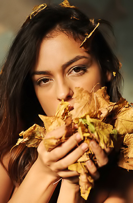 Joy Lamore Autumn Nude